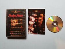 Monkey Shines (DVD, 1999, Full Frame & Widescreen) Rare OOP