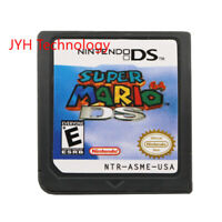 Version Game Cartridges for 3DS/NDSI/2DS Super Mario 64 DS (Nintendo DS, 2004)