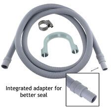 Pour john lewis machine à laver remplir d/'eau /& kit rallonge tuyau de vidange 2.5m