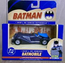 CORGI 77317 Batman DC Comics 1/43 anni 1940 BATMOBILE