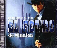 """EL POTRO DE SINALOA -  """" NO ME QUITES TU AMOR"""" - CD"""