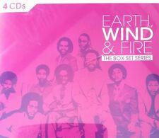 Earth Wind & Fire The Box Set Series 4-Disc Set & Booklet VGC