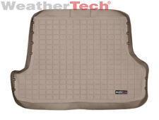 WeatherTech Cargo Liner Trunk Mat for Ford Escort Wagon- 1991-1999 - Tan