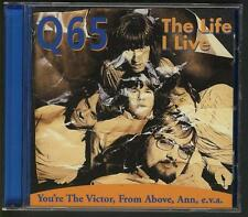 Q65 The Life I Live CD DUTCH 60s PSYCH ROCK new rotation label