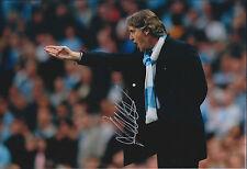 Roberto MANCINI SIGNED Autograph 12x8 Photo AFTAL COA Galatasaray MANAGER