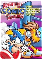 ADVENTURES OF SONIC THE HEDGEHOG - No. 1: Fastest Thing (DVD, 2008) BNISW