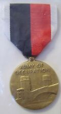 U.S.ARMY OCCUPATION SERVICE MEDAL FULL SIZE NIP:K3