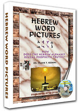Hebrew Word Pictures Book w/CD- by Dr. Frank T. Seekins