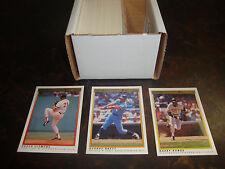 1991 O-Pee-Chee Premier Baseball---Complete Set---1-132---Ripken, Griffey---NrMt