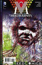 Multiversity #1 (1 in 100 Incentive Variant) Grant Morrison, Ivan Reis DC Comics