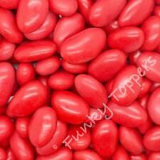 20 sacchetto rosso confetti ITALIANO qualità LUSSO MATRIMONIO doccia favore