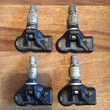 4 BMW Reifendrucksensoren RDC LC 433 MHz X1 E84 X3 F25 5er F10 F11 Mini 6798872