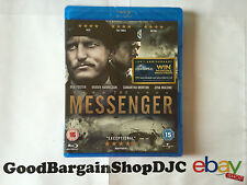 The Messenger (Blu-ray, 2011) *New & Sealed*