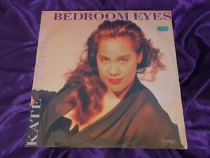 Kate Ceberano Rare Vintage Vinyl Bedroom Eyes Giant 45 Ltd Edition 1989 X 13373