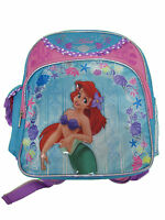 """A01440 The Little Mermaid Small Backpack 12"""" x 10"""""""
