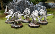 Warhammer 40K FORGEWORLD Space Marine IMPERIAL FIST ASSAULT SQUAD (A) (5 Models)