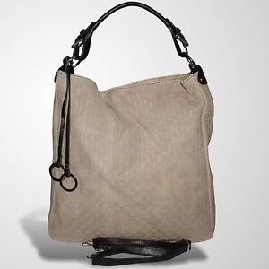 Shopper Ledertasche Henkeltasche Umhängetasche Handtasche Schultertasche 3
