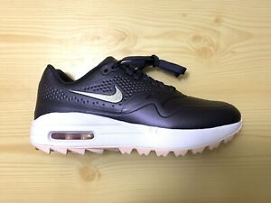 NEW Nike Air Max 1 G Women's Sz 7 Spikeless Golf Shoes Purple Pink AQ0865-003
