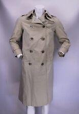 AQUASCUTUM  Giubbino Cappotto Jacket Trench Coat Tg M Man Uomo G16