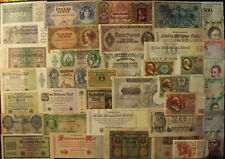 100 pcs. Different World Banknotes Old Paper Money Germany Hungary Ussr Europe