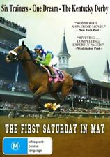 The First Saturday in May (DVD) KENTUCKY DERBY [Region 4] NEW/SEALED Horse Turf