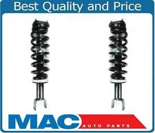 2009-2014 Dodge Ram 1500 4x4 L & R FRONT Quick Coil Spring Strut and Mount 11620