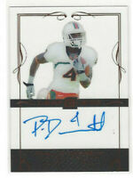 2015 Leaf Clear Base Auto Bronze RC #BA-PD1 Phillip Dorsett Auto Rookie