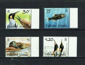 Falkland Islands: 2014, Penguins, Predators & Prey, (3rd issue)  MNH set