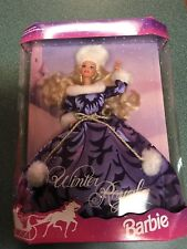 Winter Royale Barbie Doll Limited Edition #10658 New NRFB 1993 Mattel