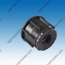 IBC Adapter Feingewinde mit 12mm Schlauchtülle #F20