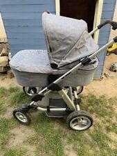 ABC Design Kombi-Kinderwagen Viper 4 Classic graphite grey Gebraucht