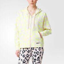 new STELLASPORT adidas FULL ZIP LEOPARD HOODY sz M jacket STELLA McCARTNEY SPORT