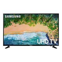 "SAMSUNG 50"" Smart TV Class 4K UHD 2160p LED with HDR UN50NU6900"