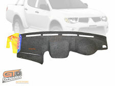 DASH MAT Mitsubishi Triton MN GLX / GLR 10/2009-2015 DM1147 Charcoal or Black