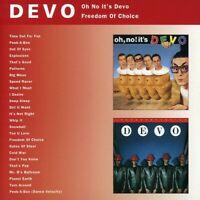 Oh No It's Devo/Freedom Of Choice - Devo (CD New)