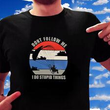Paragliding Tshirt Parapente Tshirt Paramotor