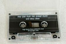 You Can Play the Cedar Flute by Odell Borg Cassette Tape - Mint Condition!