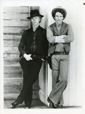 WILLIAM KATT TOM BERENGER PORTRAIT BUTCH AND SUNDANCE 1979 CBS TV PHOTO