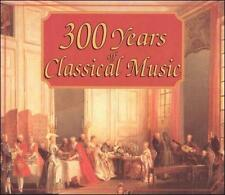 300 Years of Classical Music (CD, Apr-1995, Madacy) Volume 4 One Disc Very Good
