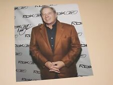 PAUL FIREMAN AUTOGRAPHED RBK REEBOCK 8X10 PHOTO-HOF AWARD WINNER