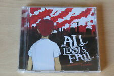 All Idols Fall - Standing on the Brink CD (2008)