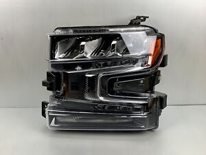 2019 2020 Chevrolet Silverado 1500 Left LH Driver LED Headlight OEM