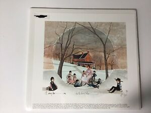 """P. Buckley Moss Print """"For The Love Of Children """" New In Original Package"""