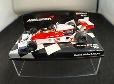 Minichamps 1/43 McLaren Ford M26 James Hunt 1978 530784307 2808 PCs