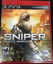 Sniper Ghost Warrior Greatest Hits PS3