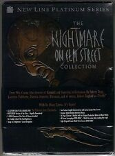 The Nightmare on Elm Street Collection (DVD, 1999, 8-Disc Set), NEW & SEALED
