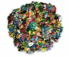 Lot of 50 100 200 Different Random PVC Shoes Charms For Croc, Clog & Wristbands