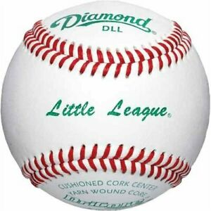 Diamond DLL Little League Baseball 12 Pack
