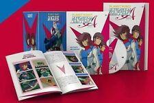 14 Dvd Box Cofanetto + Fascicoli DANGUARD ACE di Leiji Matsumoto completa 1977