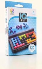 Smart Games IQ Fit Unique Grid Filling Puzzle, Brand new (Stocking Filler)